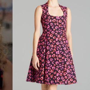 Kate Spade Pink Leopard Dress